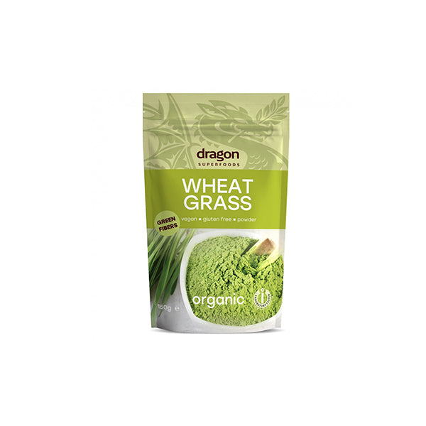 Organic Wheat Grass (150g)