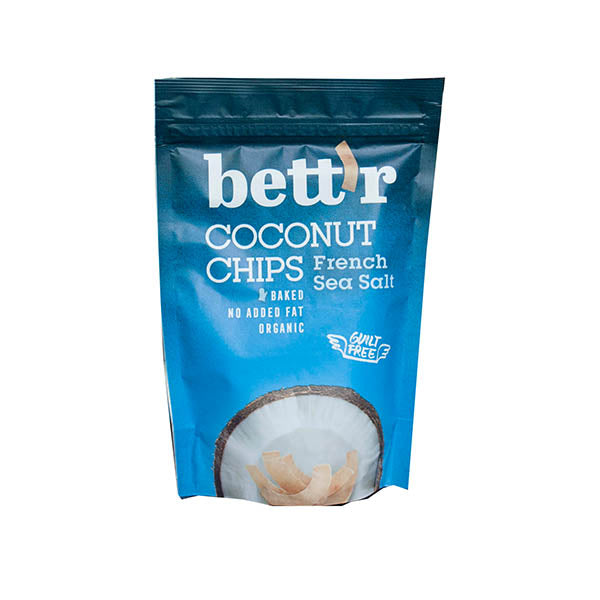 Coconut Chips & Sea Salt (70g)