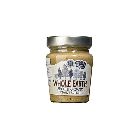 Organic Smooth Peanut Butter (227g)