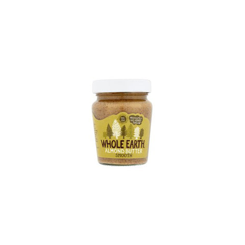 Smooth Almond Butter (240g)