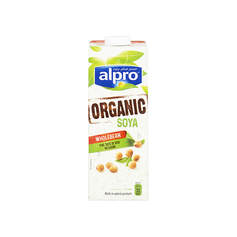 Organic Unsweetened Soy Drink (1L)