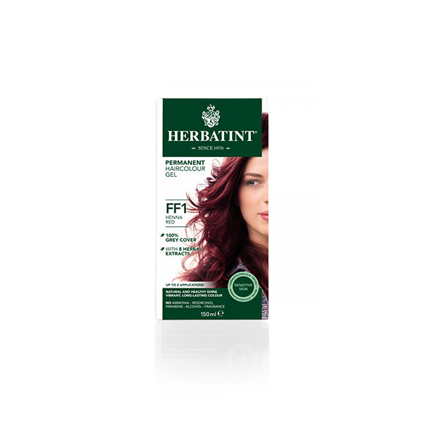 FF1 Henna Red (150ml)