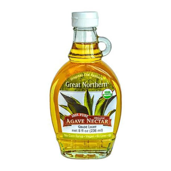 Organic Agave Syrup Grade Light (236ml)