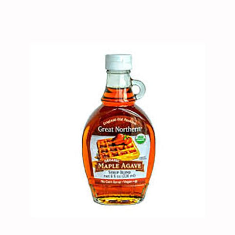 Organic Maple Agave Syrup Blend (236ml)