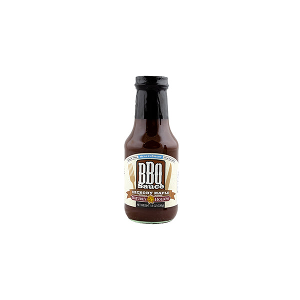 Sugar Free Hickoy Maple BBQ Sauce( 336g)