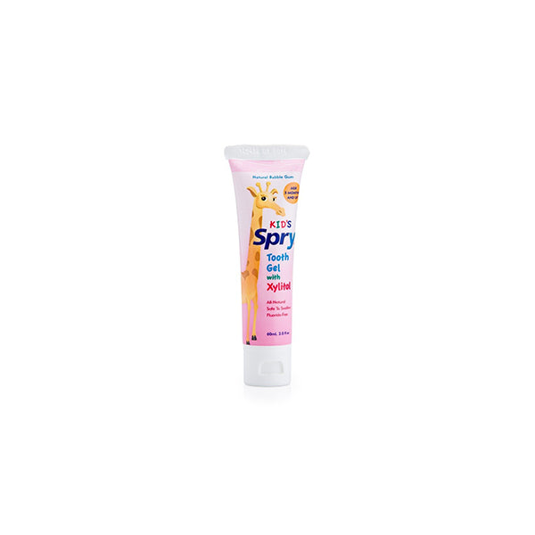 Bubble Gum Tooth Gel with Xylitol (60ml)