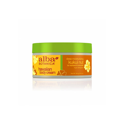 Kukui Nut Body Cream (184g)