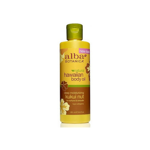 Hawaiian Body Oil (251ml)
