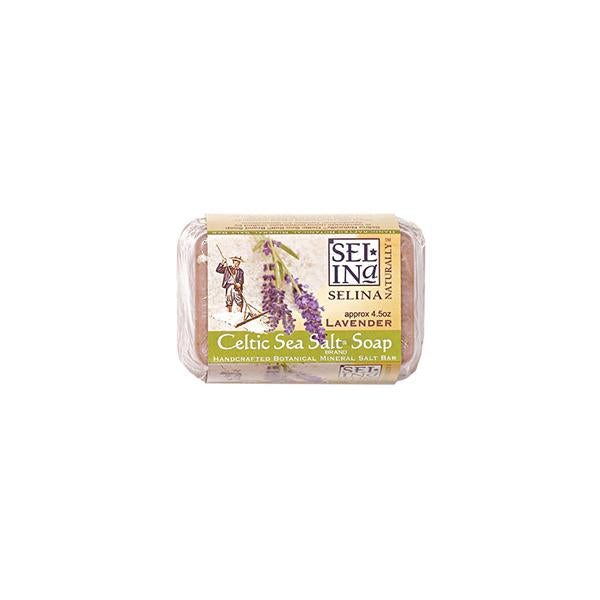 Celtic Sea Salt Lavender Soap (127.6g)