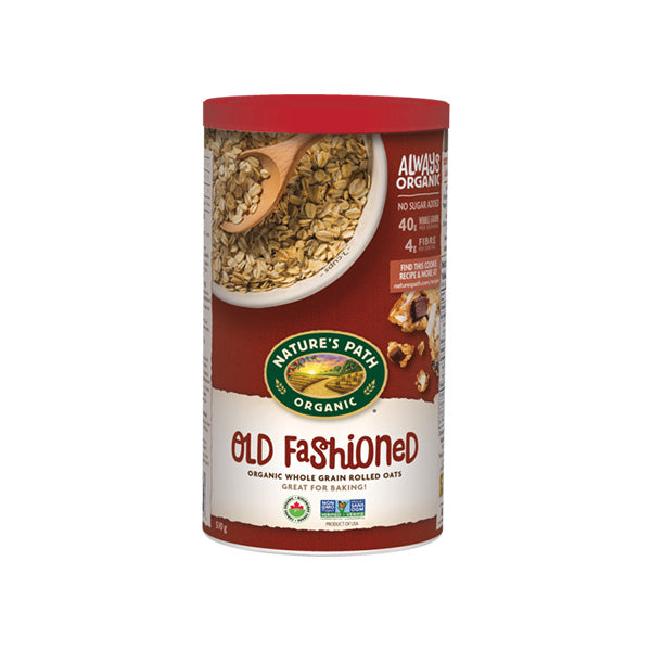 Organic Old Fashioned Oats (510g)