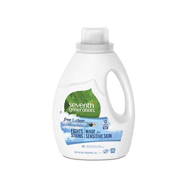 Natural Laundry Detergent Free & Clear (1.47L)