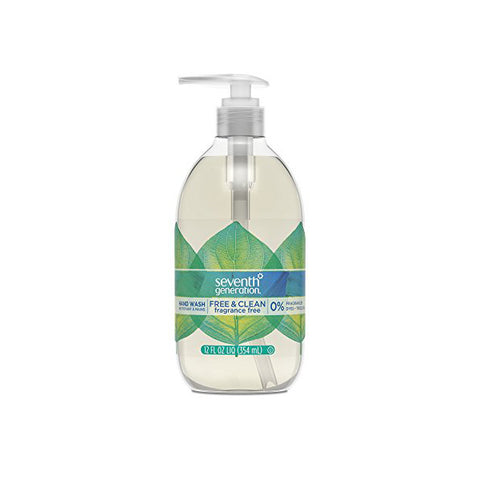 Hand Wash Fragrance Free (354ml)