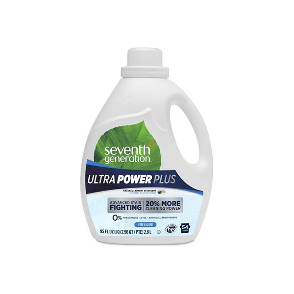 Ultra Power Plus Laundry Detergent (2.8L)