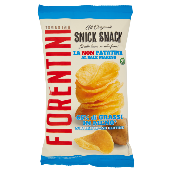 Gluten Free Potato Chips (70g)