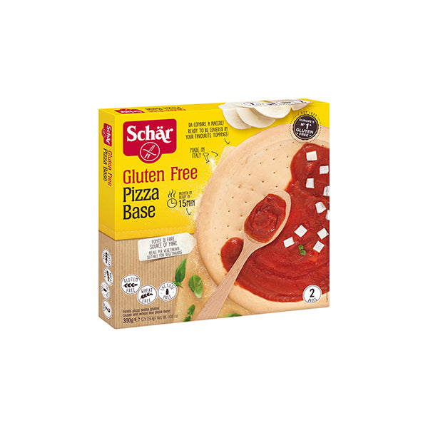 Gluten Free Pizza Base (300g)
