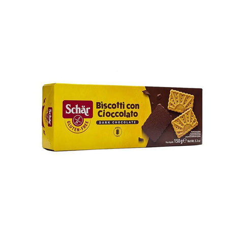 Gluten Free Biscuits With Chocolate (150g)