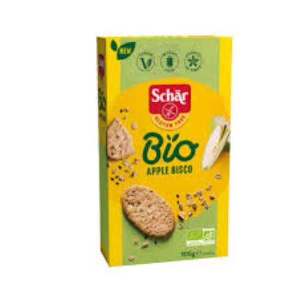 Organic Apple Bisco (105g )