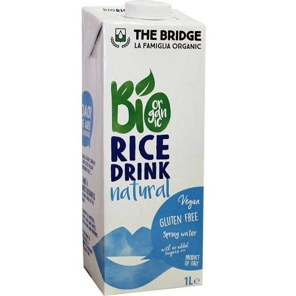 Gluten Free Rice Drink Natural (1L)