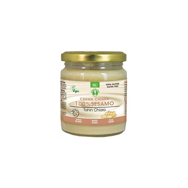 White Tahini Sesame Cream (200g)
