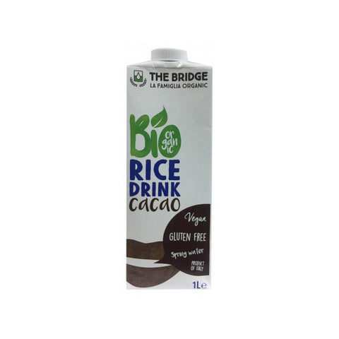 Gluten Free Rice Drink With Cocoa (1000ml)