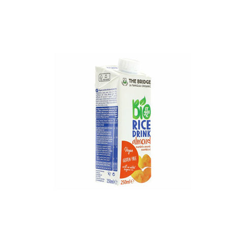 Organic Rice Drink with Almond (250ml)