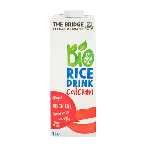 Gluten Free Rice Drink With Calcium (1L)
