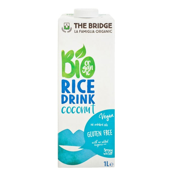 Organic Rice Drink with Coconut (1000ml)