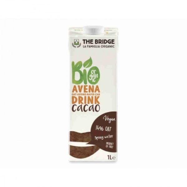 Organic Oat Drink with Cacao (1L)