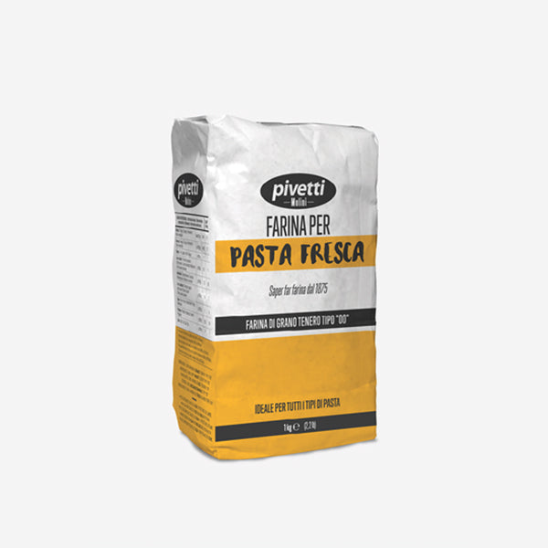 Soft Wheat Pasta Flour Type 00 (1kg)