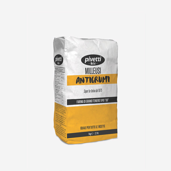Soft Wheat Flour Type 00 (1kg)