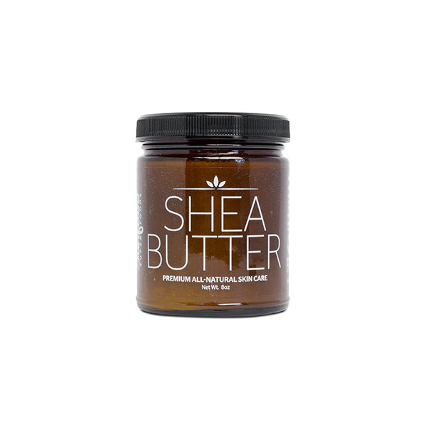 Raw Unrefined Shea Butter (236.5ml)