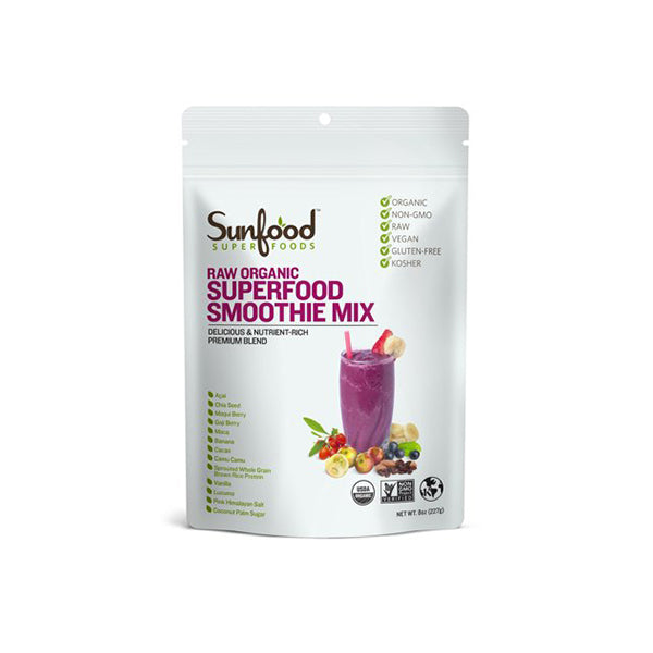 Organic Superfood Smoothie Mix (227g)