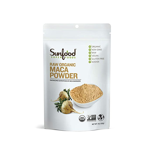 Organic Maca Powder (113g)