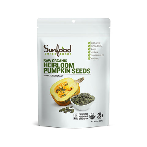 Heirloom Pumpkin Seeds (227g)