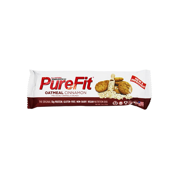 Oatmeal Cinnamon Bar (57g)