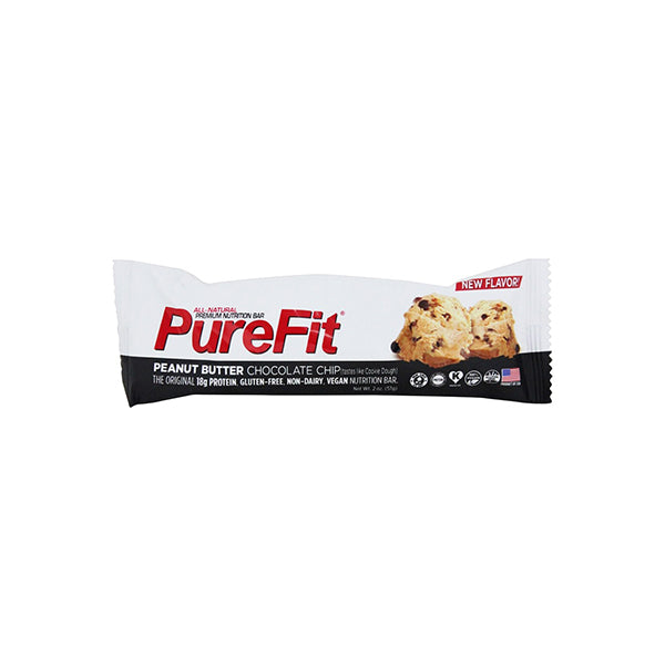 Peanut Butter Chocolate Chip Bar (57g)