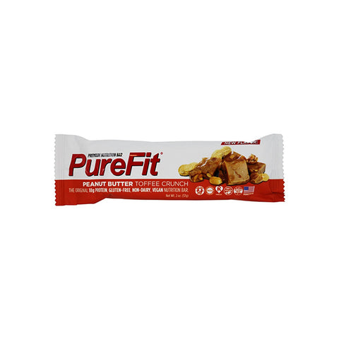 Peanut Butter Toffee Crunch Bar (57g)