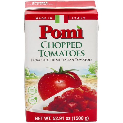 POMI Chopped Tomatoes  ( 1500g )