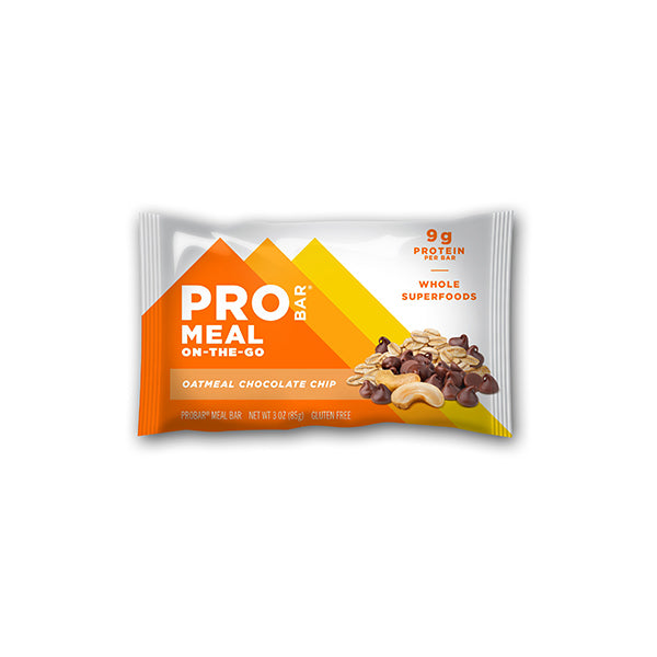 Gluten Free Oatmeal Chocolate Chip Meal (85g)