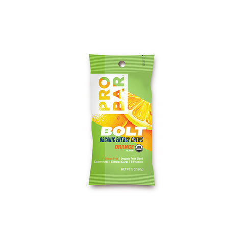 Gluten Free Orange Energy Chews (60g)