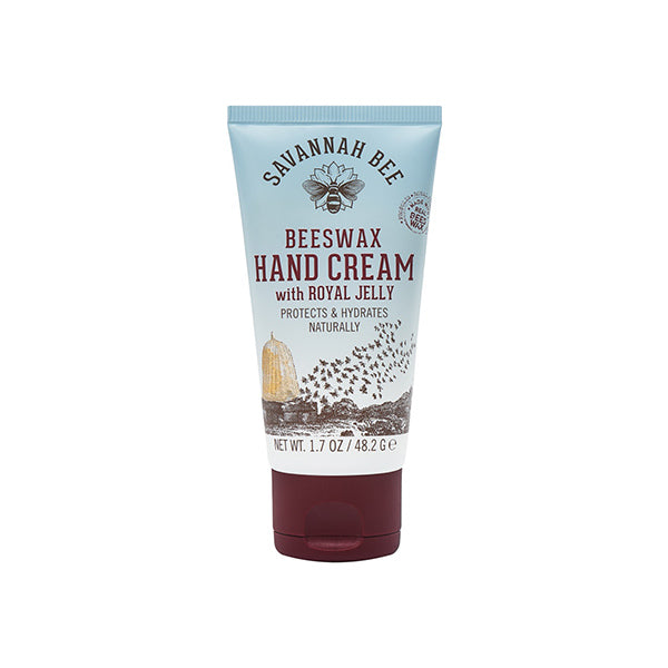 Beeswax Hand Cream with Royal Jelly (48.2g)