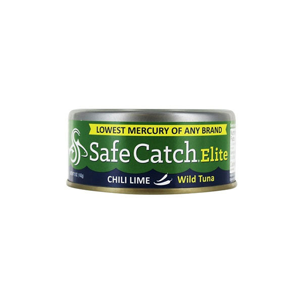 Elite Chili Lime Wild Tuna (142g)