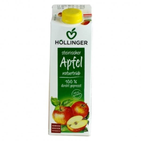 Organic Apple Juice (1L)