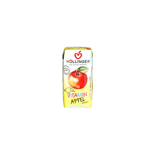Organic Vitamin Apple Juice (200ml)