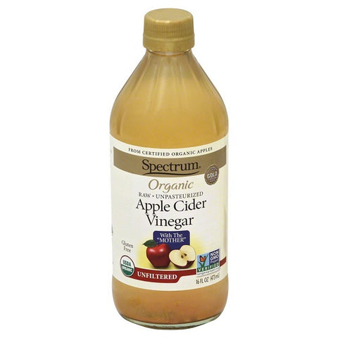Apple Cider Vinegar - Unfiltered (473ml)