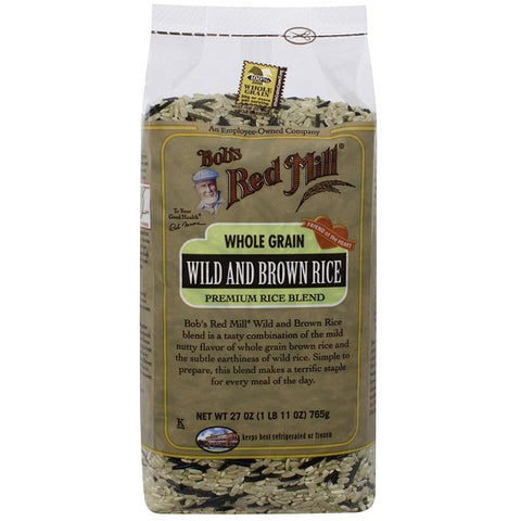 Wild Rice & Brown Rice Mix (765g)