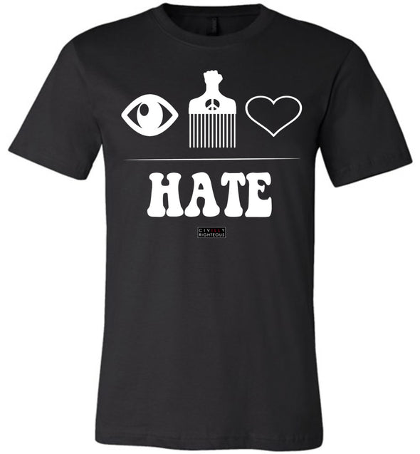 I Pick Love Over Hate - Big & Tall Shirt