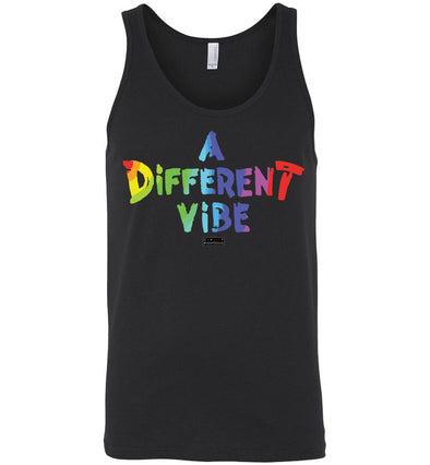 A Different Vibe - Unisex Tank Top