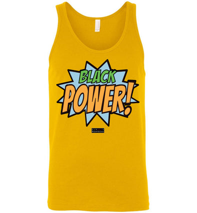 Black Power! - Unisex Tank Top