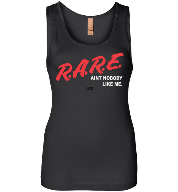 R.A.R.E. - Ladies Tank Top